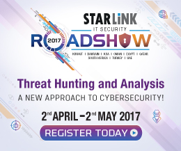 StarLink IT Security Roadshow 2017