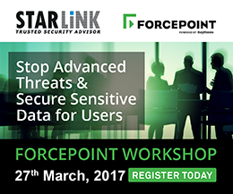 Forcepoint Workshop