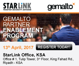 Gemalto Partner Meet, KSA