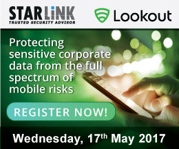 Lookout Mobile Security Event