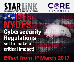 How Core Security can help meet NYDFS regulatory compliance