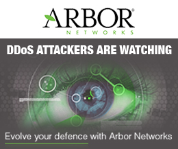 Evolve your defence with Arbor Networks