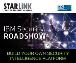 IBM Roadshow