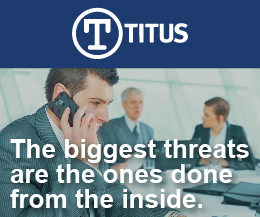 Six ways TITUS helps protect against Data Exfiltration