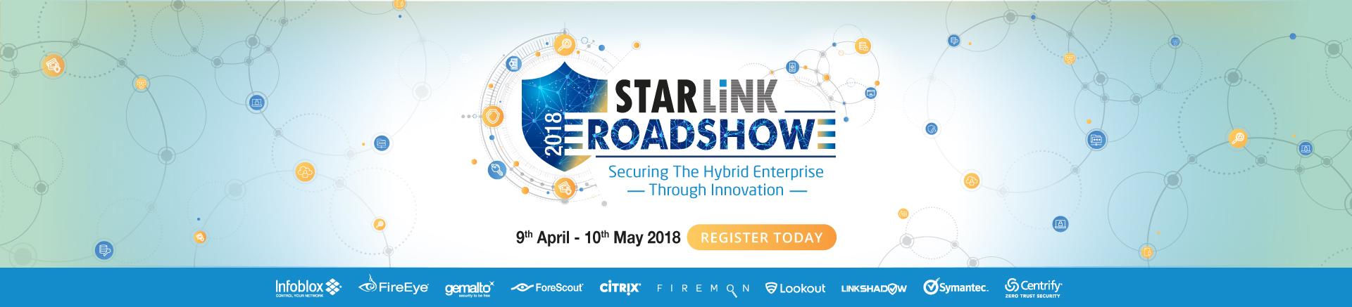 StarLink RoadShow 2018